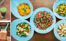 Monthly Top 5: healthy lunches to get back into shape before the summer (and to stay in shape all year)