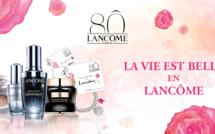 Partner News - 1935-2015: for 80 years, La Vie est Belle with Lancôme!