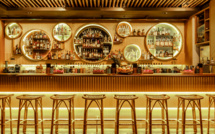 Mahalo Tiki Lounge:  A Polynesian bar in the heart of Wanchai