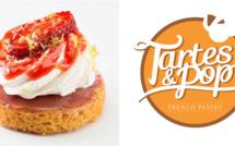 Scrumptious desserts at Tartes & Pop