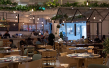 Greenhouse: A Surprising Menu that Blends Asia with Europe and America
