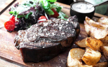 Meat me at Steak Frites!