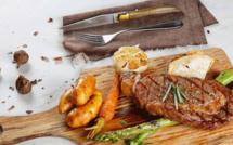 Marbling by Mr Steak