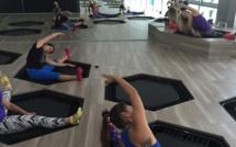 Live a bit of a dancers' dream with the new BounceLimit class: DanceBounce
