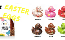 We are going crazy for L'Eclair de Génie's Easter delights