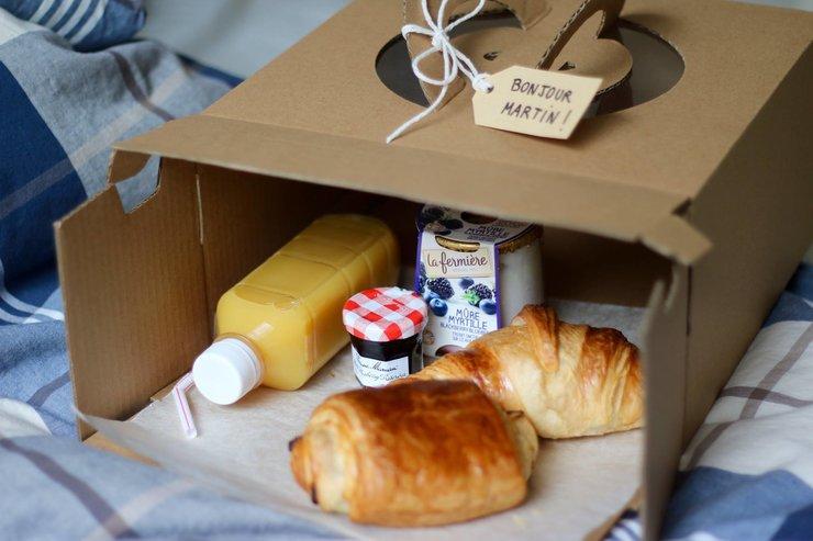 L'ami du petit-déjeuner