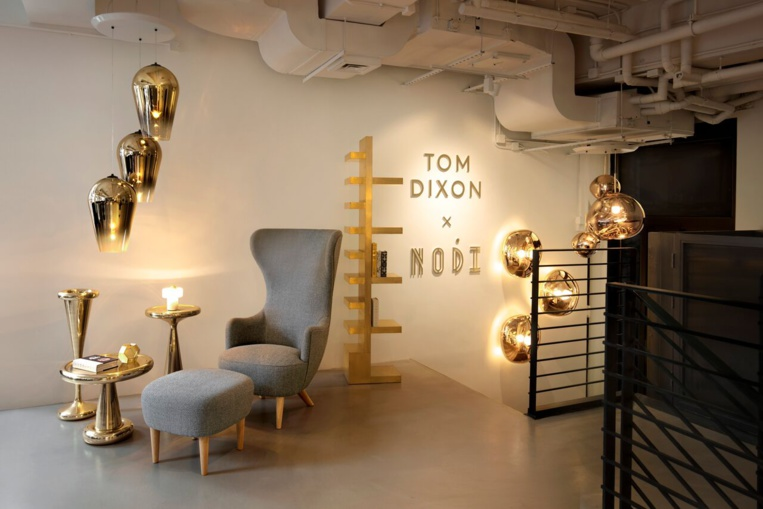 TOM DIXON x NODI : le café le plus design de Hong Kong