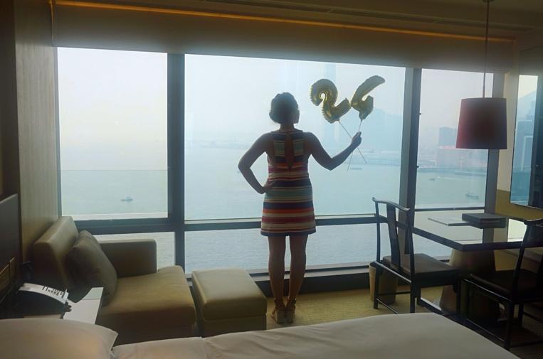 Escape 24 au Grand Hyatt Hong Kong