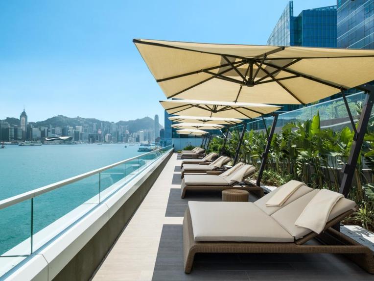 Kerry Hôtel : un magnifique resort a ouvert à Hong Kong !
