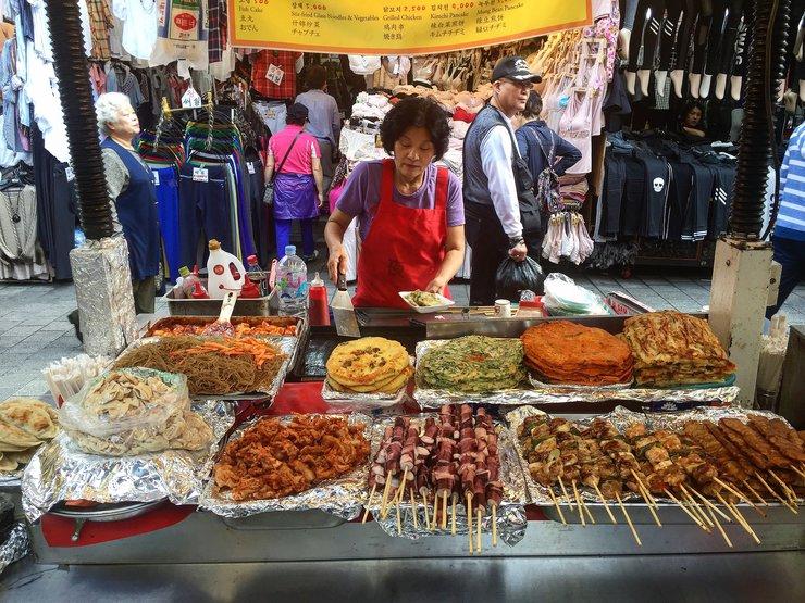 Séoul: trip gourmand avec Flight Centre Hong Kong et Urban Adventures