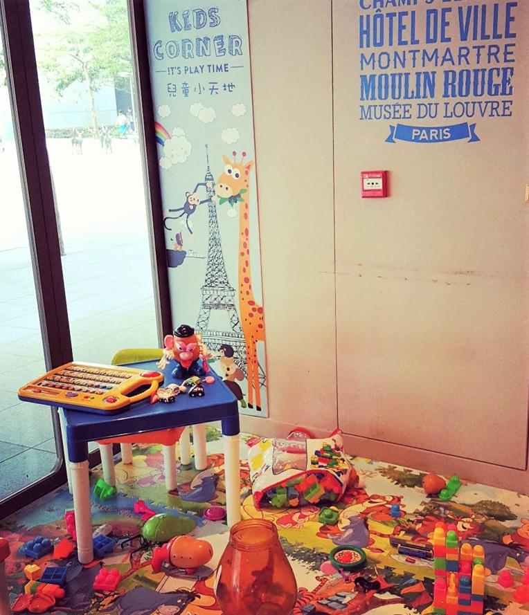 EIFFEL BISTRO: le brunch ultra kids-friendly