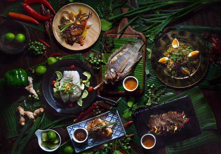 Un tour gourmand de Thaïlande chez Ayuthaiya