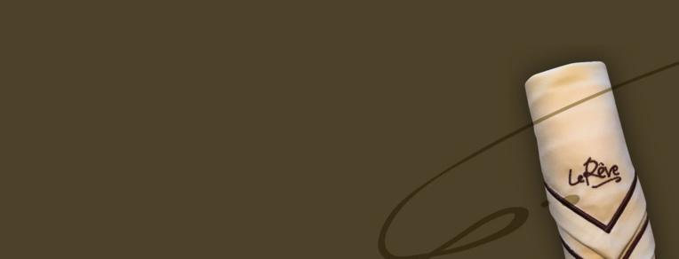 Le Rêve : des œuvres d'art dans votre assiette
