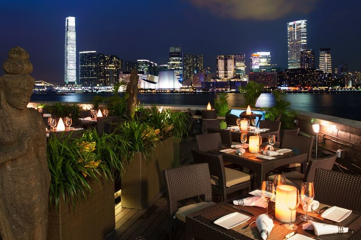 Guide Hong Kong Madame : Noël saveurs du monde