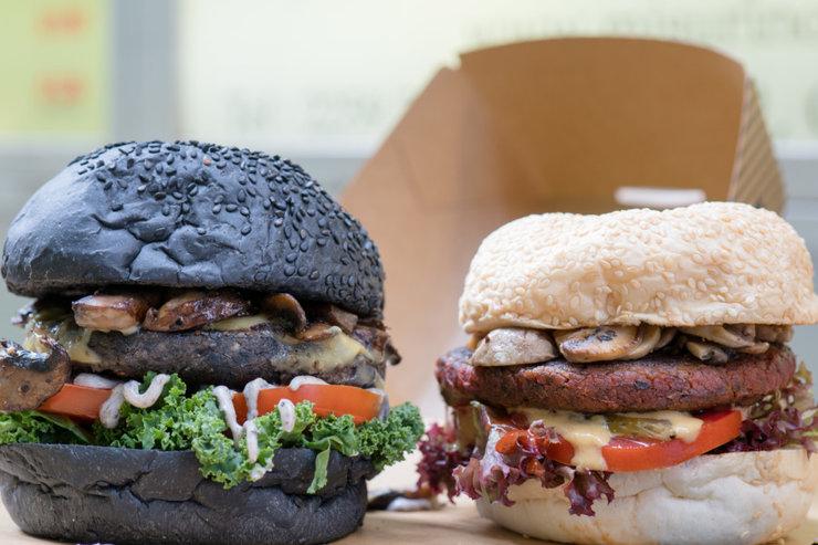 Veggi Monster : burgers 100% vegan