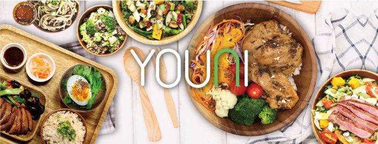 Youni, un programme repas équilibrés qui a du goût