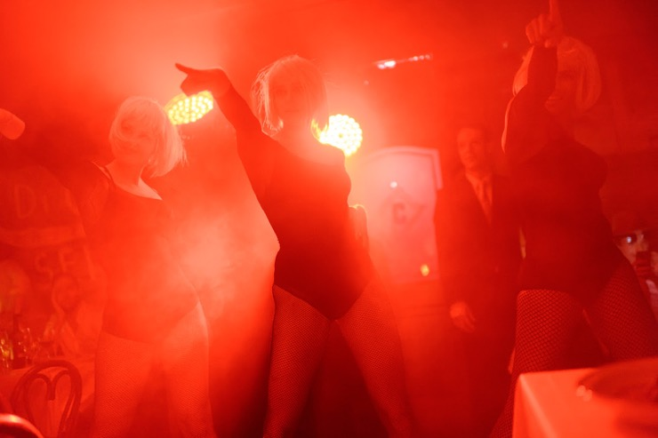 The Fiasco – Carbone vous invite à un brunch ambiance Le Parrain