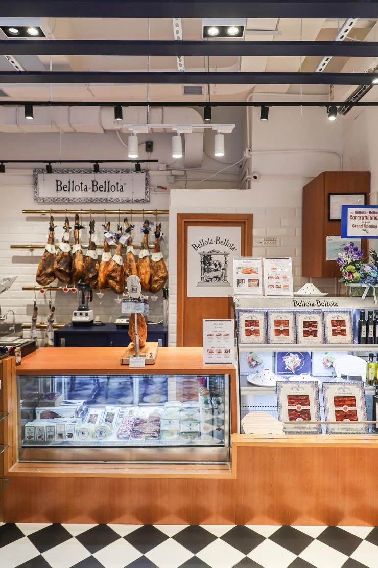 Bellota-Bellota® Tasting Experience – un pop-up très cochon