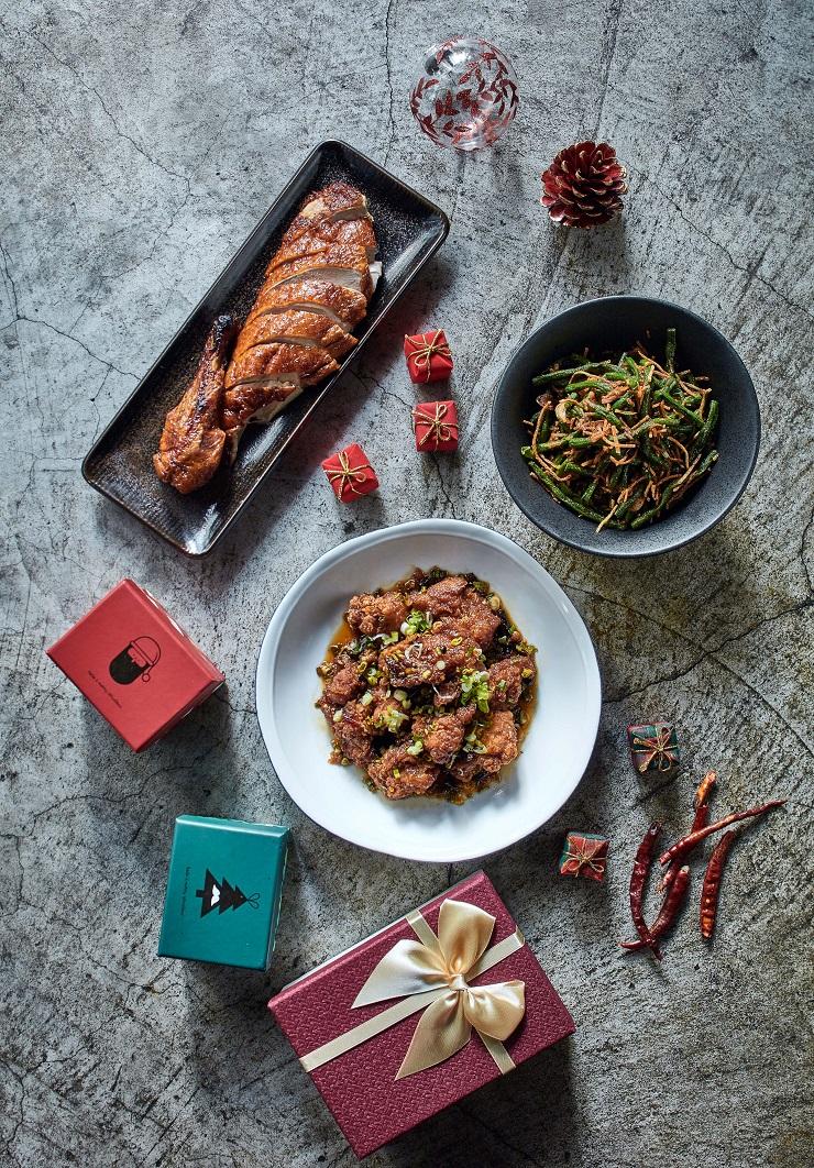 Noël 2018 – 5 restaurants qui proposent un menu pas vraiment traditionnel