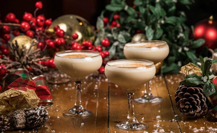 Noël 2018 – 3 cocktails aux saveurs de fêtes à commander ce mois-ci