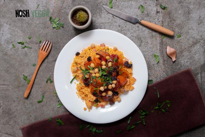 NOSH lance ces repas équilibrés végétariens