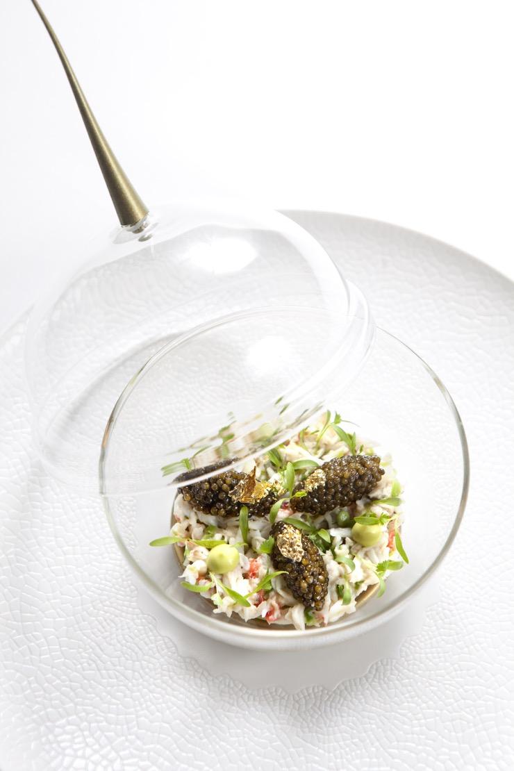 Chefs étoilés d'Hong Kong – Guillaume Galliot, Chef de Cuisine chez Caprice