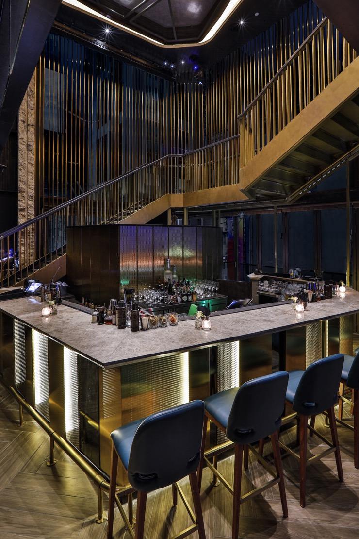 Ignis by Linx, un lieu qui fait se rencontrer cuisine contemporaine et clubbing