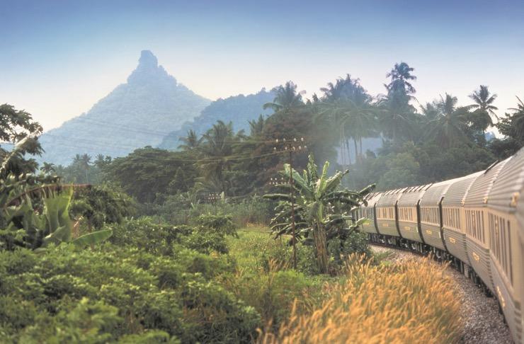 Un voyage dans le temps, à bord du Belmond Eastern & Oriental Express