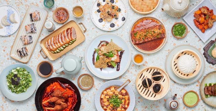 John Anthony, une cuisine Chinoise raffinée et moderne dans une ambiance design