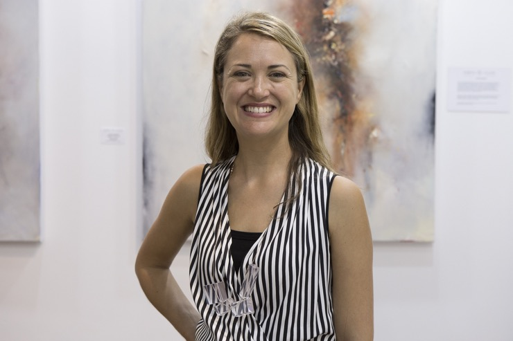 Discussion avec Stephanie Kelly, Directrice d'Affordable Art Fair Hong Kong et Melbourne