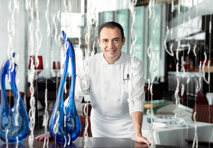 Chefs à Hong Kong – Angelo Agliano chez Tosca di Angelo