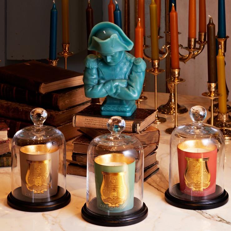 5 jolies marques de bougies Françaises et disponibles à Hong Kong pour ajouter une touche de chic à son intérieur