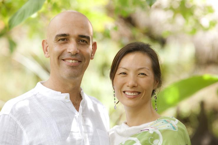 Entrepreneurs à Hong Kong – Lahra et Chicco, fondateurs de Fivelements