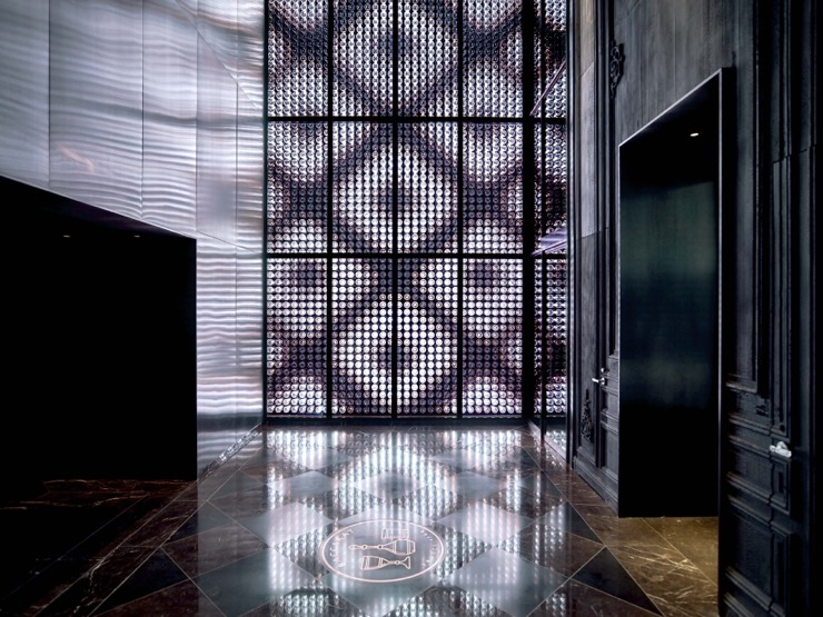 Baccarat Hotel New York : une adresse prestigieuse à deux pas de la Cinquième Avenue