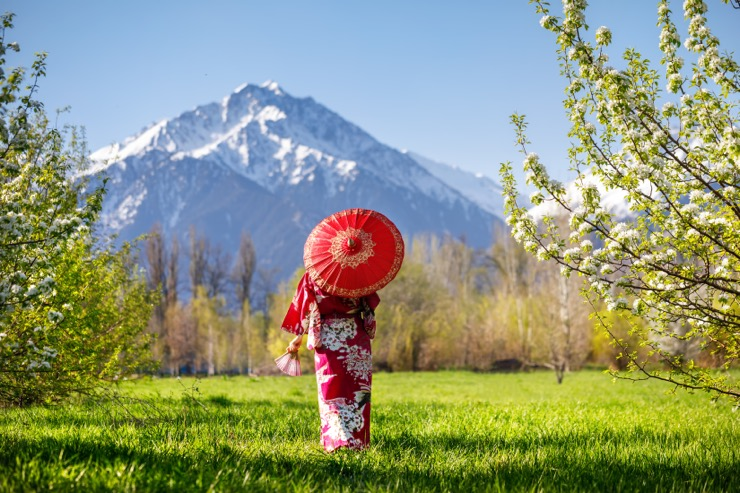 La Golden Week est dans 1 mois, où la passer?