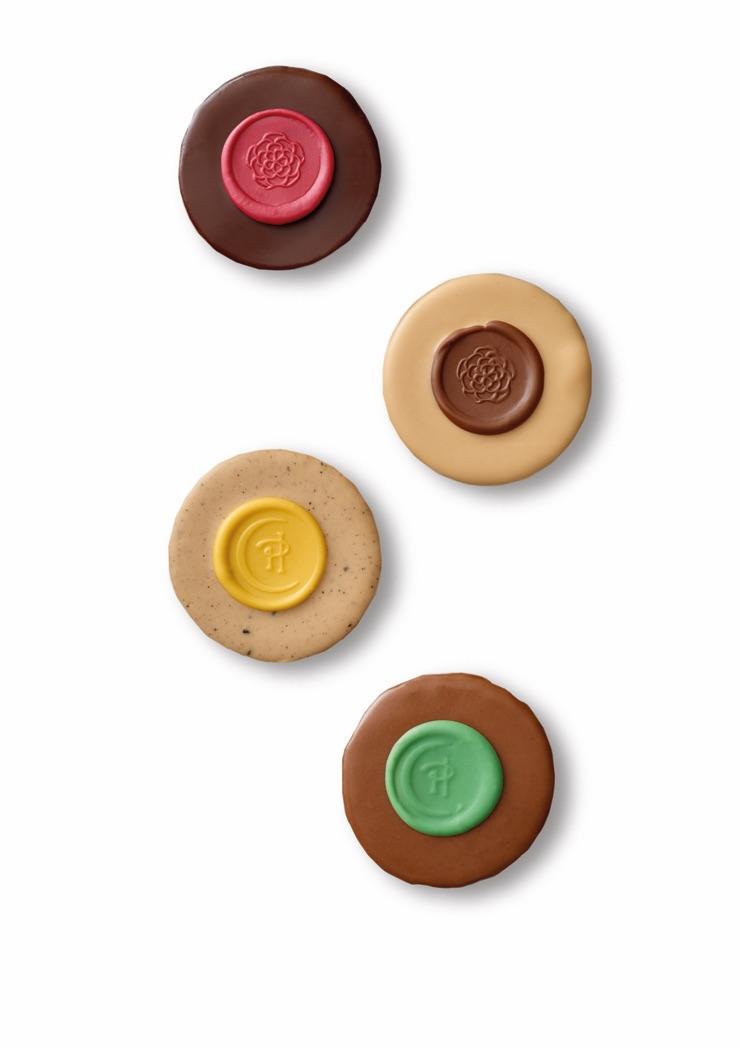 3 mooncakes pour nos palais Français