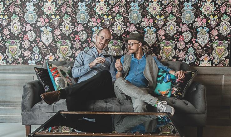 Entrepreneurs à Hong Kong – Jean-Benoît et Romain, Fondateurs de Think Wine