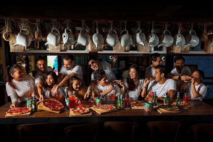 The Pizza Project : le dernier né du groupe Pirata, un bébé qui va faire du bruit