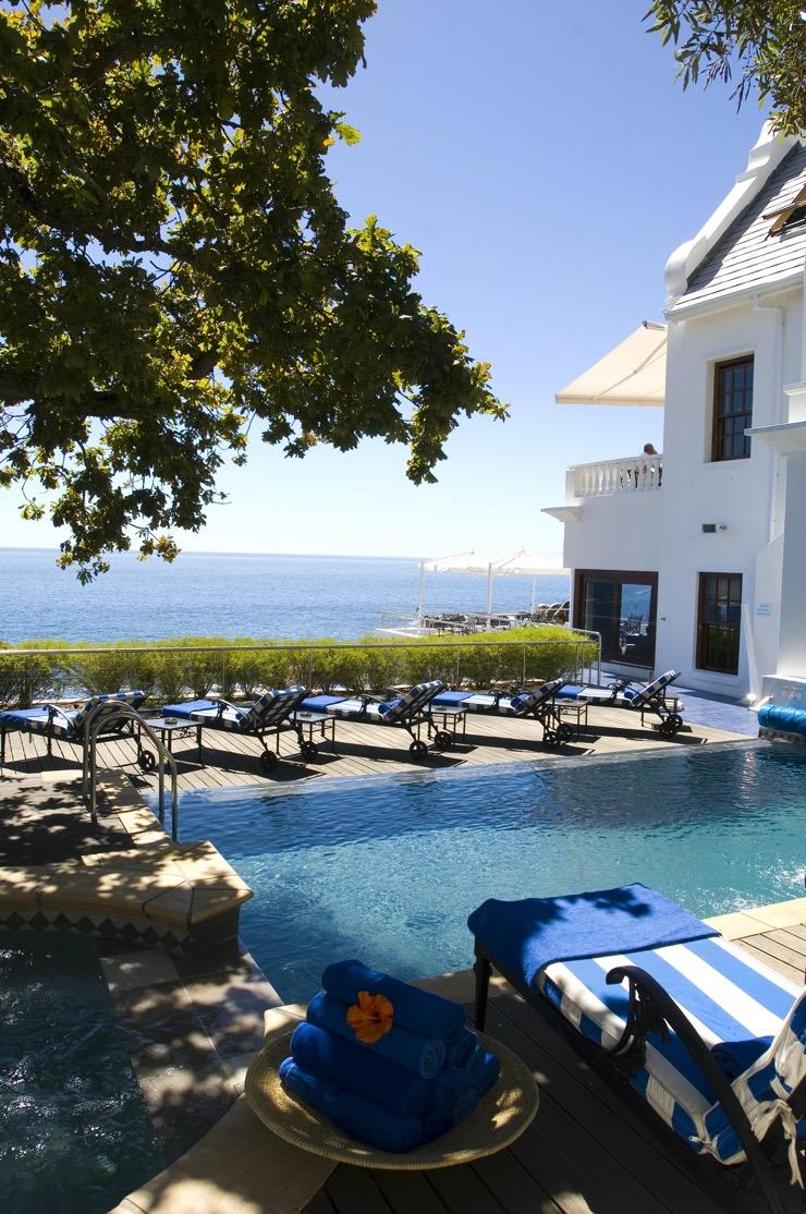 The 12 Apostles Hotel & Spa, un hôtel au charme irrésistiblement vintage et à l'esprit très Anglais au Cap