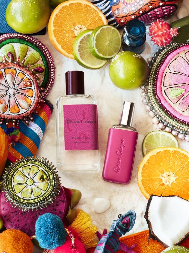 3 nouveautés parfums vitaminées pour le printemps/été