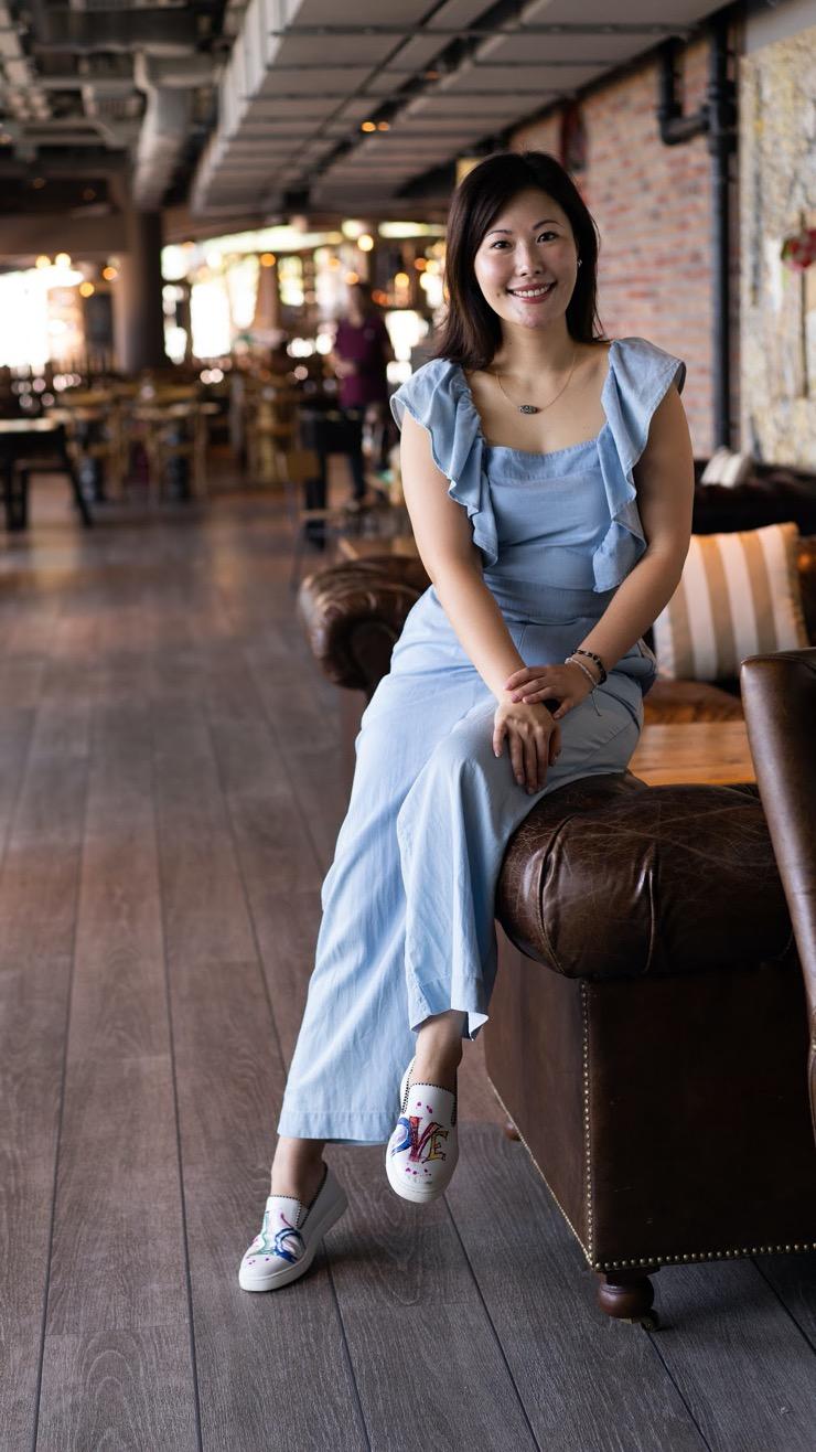 Entrepreneurs à Hong Kong – Michelle, fondatrice de RARE SkinFuel
