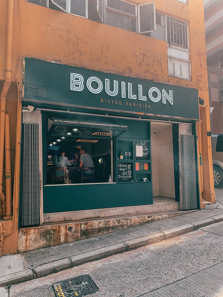 Bouillon Bistro Parisien
