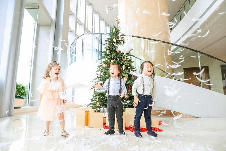5 packages staycation pour les fêtes de fin d'année