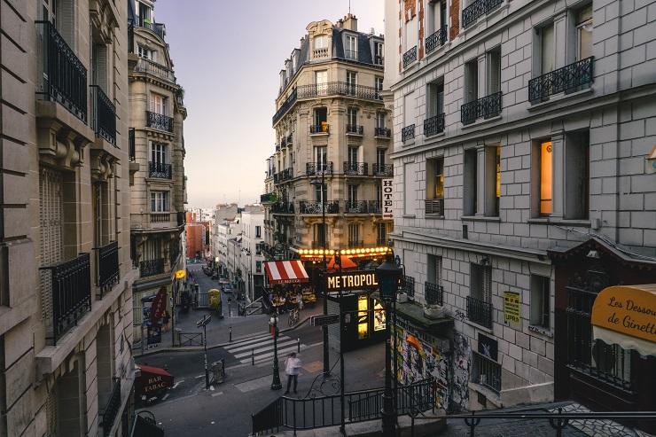 Un aller-retour pour Paris sans quitter Hong Kong, le jour de la Saint-Valentin