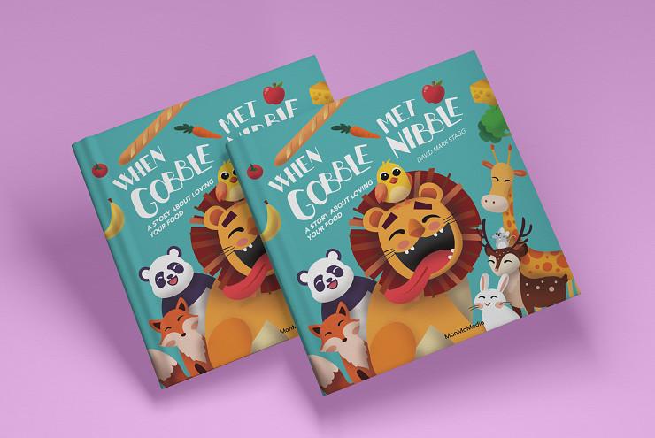 3 livres pour bébés et bambins publiés à Hong Kong