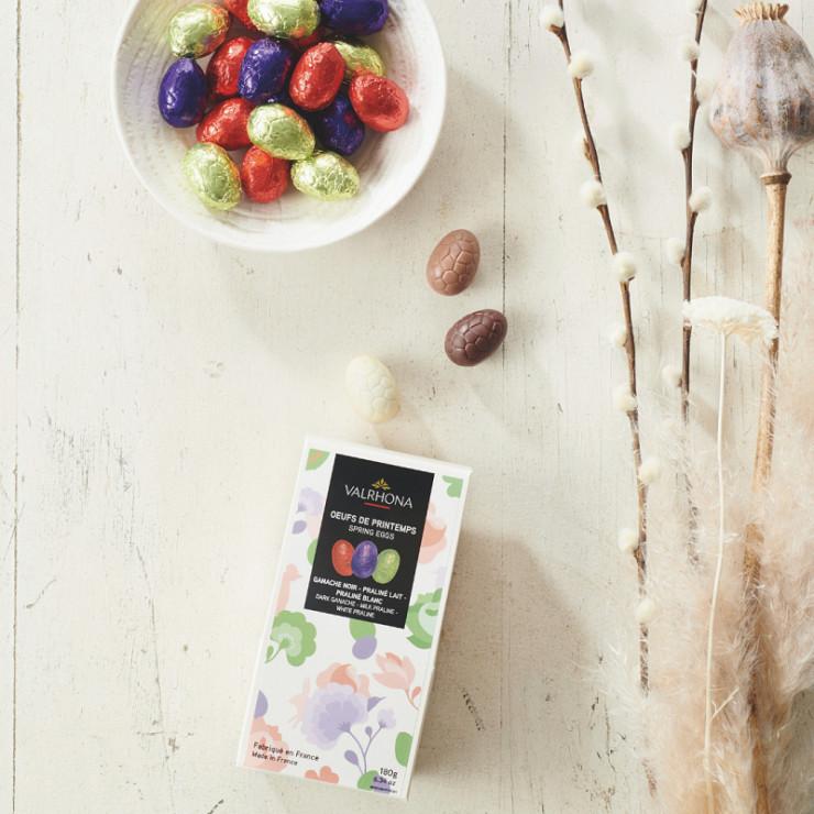 Une histoire de chocolat : notre top œufs de Pâques 2021