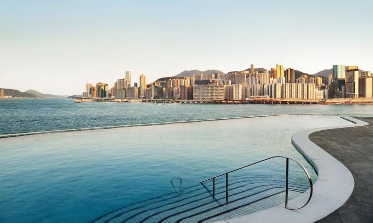 Expériences de luxe pour se rafraichir avec style cet été à Hong Kong