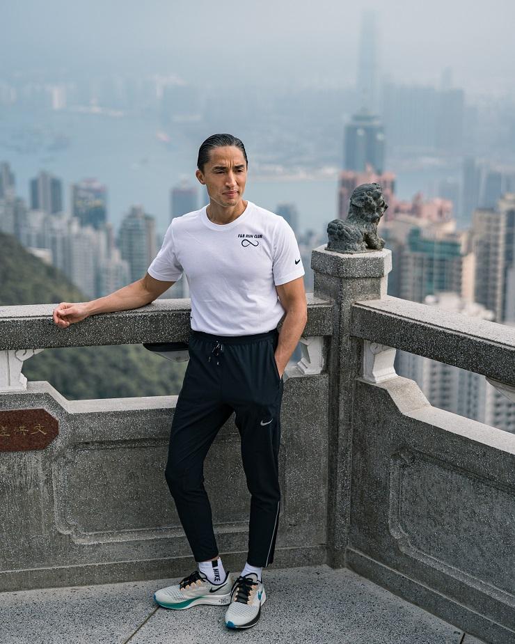 Le F&B Run Club, une œuvre caritative présentée par son créateur Roger Chan