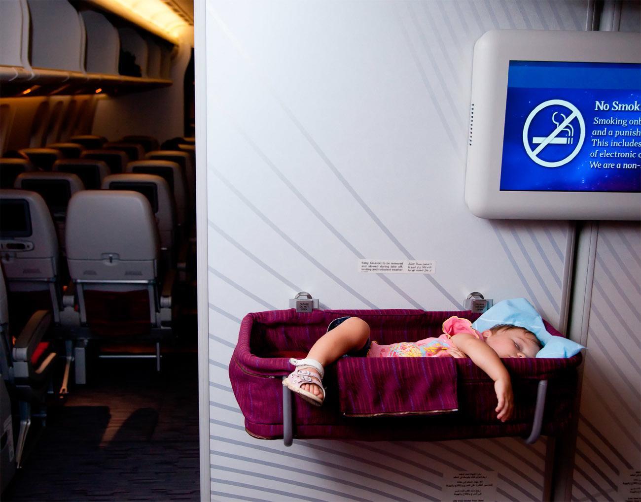 Voyager en avion avec un bébé : les 8 conseils de Palma Baby Food, distributeur de Gallia à HK.