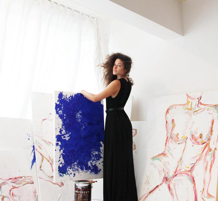 Ophelia Jacarini – ORIGIN